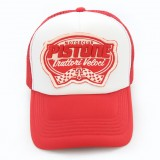 pistone-red-white-cap