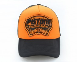pistone-orange-black-cap